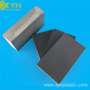 Rigid High Hardness Plastic PVC Sheet